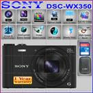 Sri Lanka Classifieds Sony Cyber-shot DSC-WX350 Camera