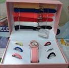 Sri Lanka Classifieds 7 in 1 Changeable Ladies Belt Watch