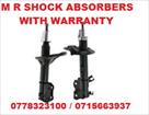 Sri Lanka Classifieds SHOCK ABSORBERS REPAIR GAS SYSTEM